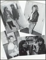 1988 John Glenn High School Yearbook Page 128 & 129
