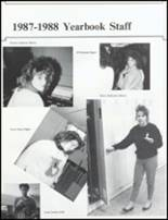 1988 John Glenn High School Yearbook Page 162 & 163