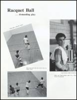 1988 John Glenn High School Yearbook Page 164 & 165