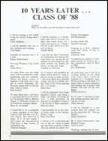 1988 John Glenn High School Yearbook Page 174 & 175