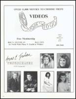 1988 John Glenn High School Yearbook Page 202 & 203