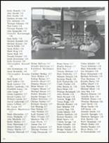 1988 John Glenn High School Yearbook Page 208 & 209
