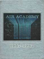 1982 Yearbook Air Academy High School