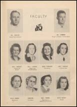 1947 Archer City High School Yearbook Page 20 & 21