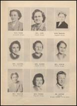 1947 Archer City High School Yearbook Page 22 & 23