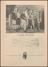 1947 Archer City High School Yearbook Page 26 & 27