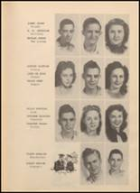 1947 Archer City High School Yearbook Page 28 & 29
