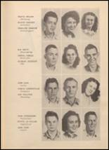 1947 Archer City High School Yearbook Page 32 & 33
