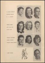 1947 Archer City High School Yearbook Page 42 & 43