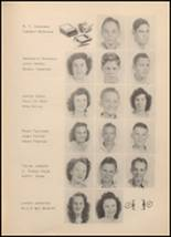 1947 Archer City High School Yearbook Page 52 & 53