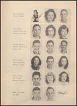 1947 Archer City High School Yearbook Page 54 & 55