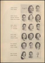 1947 Archer City High School Yearbook Page 62 & 63