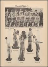 1947 Archer City High School Yearbook Page 90 & 91