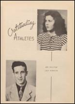 1947 Archer City High School Yearbook Page 96 & 97