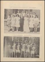 1947 Archer City High School Yearbook Page 112 & 113