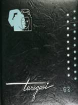 1962 Yearbook Azusa High School