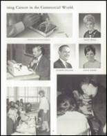 1969 Coventry High School Yearbook Page 24 & 25