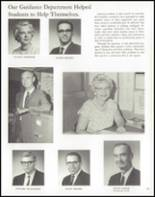 1969 Coventry High School Yearbook Page 28 & 29