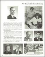 1969 Coventry High School Yearbook Page 34 & 35