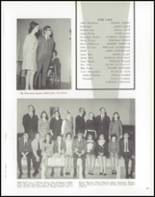 1969 Coventry High School Yearbook Page 52 & 53