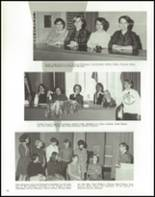 1969 Coventry High School Yearbook Page 60 & 61