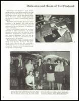 1969 Coventry High School Yearbook Page 62 & 63