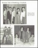 1969 Coventry High School Yearbook Page 64 & 65