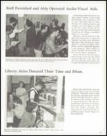 1969 Coventry High School Yearbook Page 70 & 71