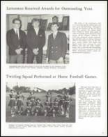 1969 Coventry High School Yearbook Page 74 & 75