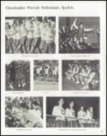 1969 Coventry High School Yearbook Page 98 & 99
