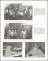 1969 Coventry High School Yearbook Page 104 & 105