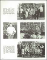 1969 Coventry High School Yearbook Page 110 & 111