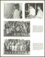 1969 Coventry High School Yearbook Page 114 & 115