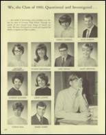 1969 Coventry High School Yearbook Page 134 & 135