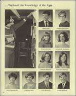 1969 Coventry High School Yearbook Page 136 & 137