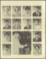 1969 Coventry High School Yearbook Page 138 & 139