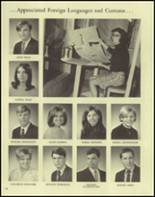 1969 Coventry High School Yearbook Page 140 & 141