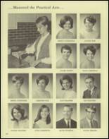 1969 Coventry High School Yearbook Page 152 & 153