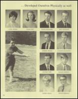 1969 Coventry High School Yearbook Page 154 & 155