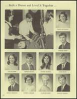 1969 Coventry High School Yearbook Page 156 & 157