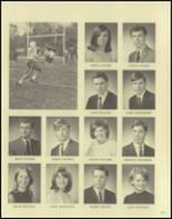 1969 Coventry High School Yearbook Page 158 & 159