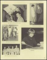 1969 Coventry High School Yearbook Page 162 & 163