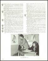 1969 Coventry High School Yearbook Page 168 & 169