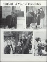 1981 Collegiate High School Yearbook Page 8 & 9