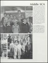 1981 Collegiate High School Yearbook Page 28 & 29