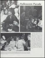 1981 Collegiate High School Yearbook Page 30 & 31