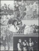 1981 Collegiate High School Yearbook Page 34 & 35