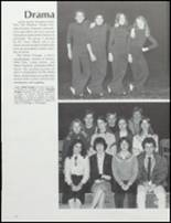 1981 Collegiate High School Yearbook Page 36 & 37