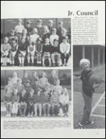 1981 Collegiate High School Yearbook Page 38 & 39