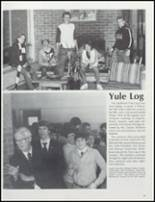 1981 Collegiate High School Yearbook Page 42 & 43